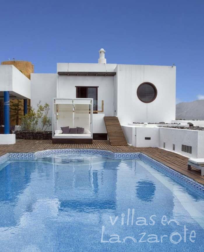 Villa Abaego - Villas en Lanzarote