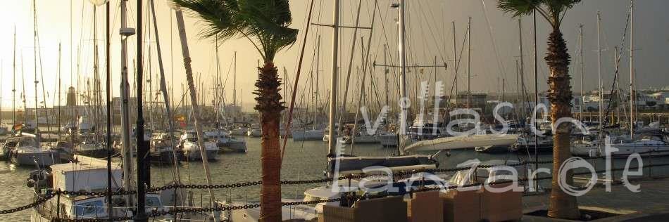 Alquiler y venta de amarres en Marina Rubicón - Lanzarote