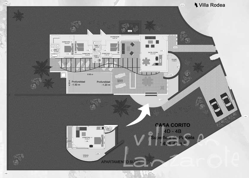 Plano Casa Corito